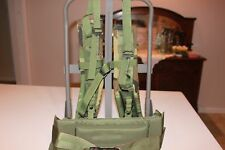 Military Surplus, Alice Pack Frame, with Gear, New