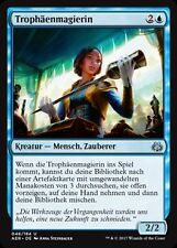 2x Trophy Mage (Trophäenmagierin) Aether Revolt Magic