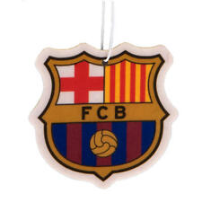 Fc Barcelona Car Air Freshener Official Merchandise