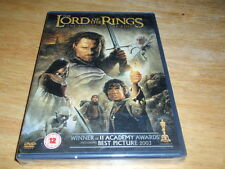 The Lord of the Rings: The Return of the King (Two Disk Edition) [DVD] [2003]