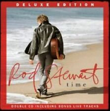 ROD STEWART  -   TIME   DELUXE 2 x CD  SET  NEW & SEALED
