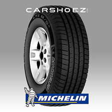 2 TAKE-OFF TIRES 255 70 18 MICHELIN LTX M/S2 112T P255/70R18 R18 (100% TREAD)