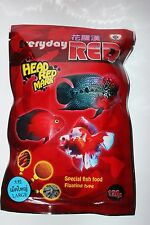 EVERYDAY RED 120grs - food for flowerhorn, cichlid, parrot fish and goldfish