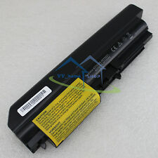 """6Cell Battery for Lenovo IBM ThinkPad R61i T61p T61u 14.1"""" widescre T400 R400"""