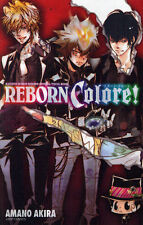 "Katekyo Hitman Reborn Official Visual Art Book "" Colore! "" / JAPAN / Akira Amano"