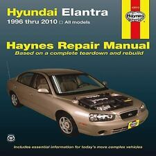 Hyundai Elantra: 1996 thru 2010 (Haynes Repair Manual)-ExLibrary