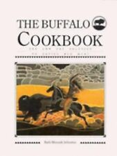 Buffalo Cookbook: The Low Fat Solution to Eating Red Meat, Ruth Mossok Johnston,