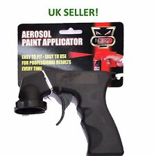SPRAY PAINT GUN AEROSOL APPLICATOR SPRAYER CARS HOME FENCE BRICKS PAINTING NEW