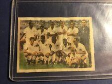1964 INSTANTANEOS DA VIDA PELE NICE VERY RARE SOCCER Sticker