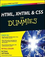HTML, XHTML and CSS For Dummies-ExLibrary