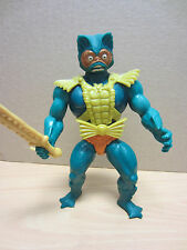MotU *Mer-Man *100% vollständig * Masters of the Universe / He-Man