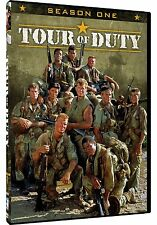 TOUR OF DUTY: THE COMPLETE FIRST SEASON 1 (Terence Knox) - DVD - Sealed Region 1