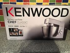 Kenwood Chef Classic KM331 4.6 Litre kitchen machine, 800 Watt, Silver