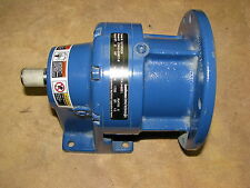 SUMITOMO SM-CYCLO DRIVE TECHNOLOGIES GEAR SPEED REDUCER RATIO 6:1 INPUT HP .8