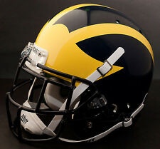 CHARLES WOODSON Edition MICHIGAN WOLVERINES Gameday REPLICA Football Helmet