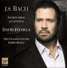 Sacred Arias & Cantatas, New Music