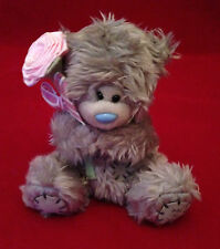 "ME TO YOU BEAR TATTY TEDDY 5"" PINK ROSE & BOW BEAR GIFT"