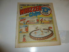 WHIZZER & CHIPS Comic - Date 14/08/1982 - UK Paper Comic