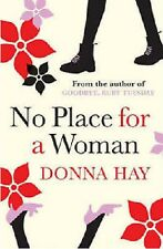 DONNA HAY ____ NO PLACE FOR  A WOMAN ___ NOUVELLE MARQUE ___ FREEPOST UK