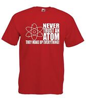 ATOM BIG BANG funny xmas birthday present gift idea boys girls kids T SHIRT TOP