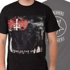 MARDUK-THOSE OF THE UNLIGHT-T-SHIRT-XX-LARGE-SWEDISH BLACK