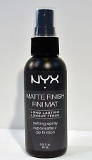 NYX LONG LASTING MATTE FINISH SETTING SPRAY  2.03OZ