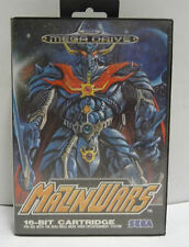 MAZIN WARS - MAZINGER Z - SEGA MEGA DRIVE MD PAL BOXED RARE NEAR MINT