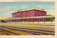 ATLANTIC COAST LINE DEPOT, ROCKY MOUNT, N.C.