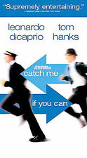 Catch Me If You Can (VHS, 2003)