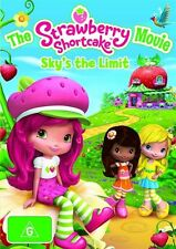 Strawberry Shortcake - The Movie : Sky's The Limit (DVD, 2009)