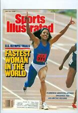 1988 Sports Illustrated: Florence Griffith Joyner/Fastest Woman In The World