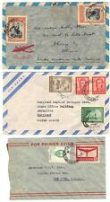 ARGENTINA 1940-50's COLLECTION OF 12 COMMERCIAL COVERS