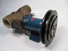 "VOLVO 846105 BILGE UTILITY 2 ""  PUMP ELECTRIC CLUTCH   MD 100 / 120  D12D"
