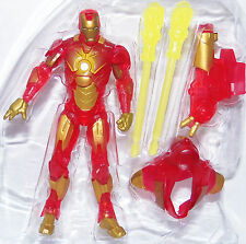 "Marvel Universe INFERNO ARMOR IRON MAN #03 Concept Series 3.75"" Action Figure"