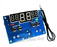 DC 12V 10A Intelligent Digital Display Thermostat Temperature Controller Switch