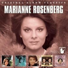 MARIANNE ROSENBERG - ORIGINAL ALBUM CLASSICS 1971-1976 5 CD NEU