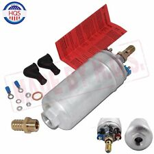300LPH Universal External Inline Fuel Pump Replacing For 0580254044 (Bosch 044)
