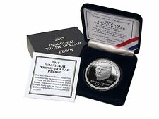 Inaugural 2017 Donald Trump Silver 1 oz Proof Coin - (Qty=5)