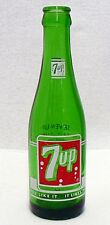 OLD 7 UP SODA POP BOTTLE FROM CHICAGO ILLINOIS
