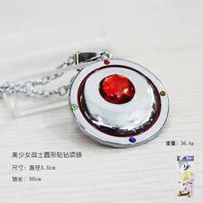 SAILOR MOON NECKLACE MARS JUPITER MERCURY VENUS MANGA COSPLAY CIONDOLO COLLANA 8