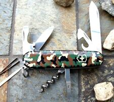 Victorinox SPARTAN Camouflage Original Swiss Army Knife 53353 NEW! Authentic!!
