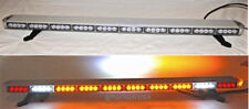 "50"" Amber LED Light Bar Flashing Tow/Plow Truck Wrecker w/ BRAKE & CARGO LIGHTS"