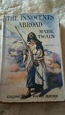 The Innocents Abroad Mark Twain Pocket Classic Late 1950's. ������ FAST POST