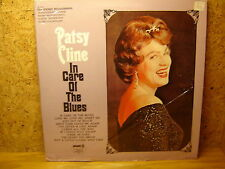 PATSY CLINE In Care of The Blues LP -  Pickwick Record label JS-6072