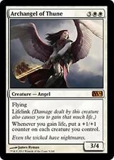 ARCHANGEL OF THUNE M14 Magic 2014 MTG White Creature—Angel MYTHIC RARE