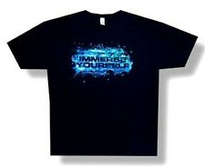 "PENDULUM - ""IMMERSION"" N. AMERICAN TOUR 2011 T-SHIRT - NEW ADULT SMALL S"