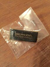 Honda Power Of Dreams Pin NIP