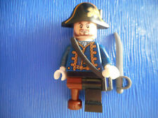 Lego Pirates of the Caribbean - Hector Barbossa - 4192 - Fluch der Karibik