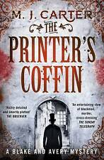 Printer`s Coffin, The  BOOK NEW