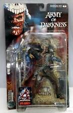 Army of Darkness - 2001 McFarlane Toys - EVIL ASH Figure - Movie Maniacs 4 Doll